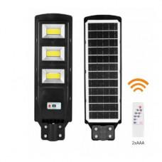 Уличный светодиодный светильник консольный на солнечных батареях ЭРА Б0046796