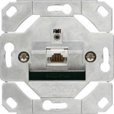 Розетка компьютерная Gira System 55 6 кат 245100
