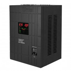 Стабилизатор напряжения (07383) Uniel 5000ВА RS-1/5000WS