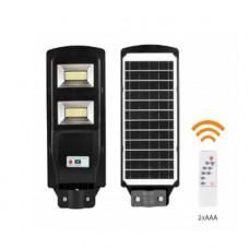 Уличный светодиодный светильник консольный на солнечных батареях ЭРА Б0046799