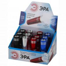 Ручной светодиодный фонарь ЭРА от батареек 87х26 120 лм UB-402 Б0029193