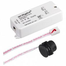 Датчик движения Arlight SR-8001 SR-8001A Black (220V, 500W, IR-Sensor)
