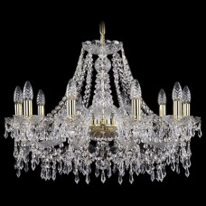 Подвесная люстра Bohemia Ivele Crystal 1403 1403.10.240.G