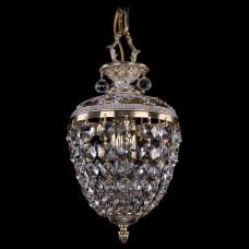 Подвесной светильник Bohemia Ivele Crystal 1777 1777/17IT/GW