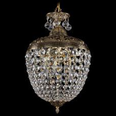 Подвесной светильник Bohemia Ivele Crystal 1777 1777/30IT/GB