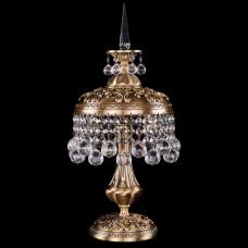 Настольная лампа декоративная Bohemia Ivele Crystal 7002 7002/20-47/FP
