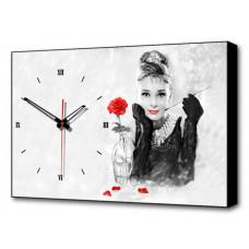 Настенные часы (60х37 см) BT BL-1007 Brilliant
