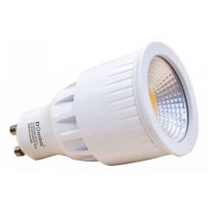 Лампа светодиодная диммируемая DL18262/3000 9W GU10 Dim 220В 3000K