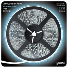 Лента светодиодная Gauss Gauss 311000307