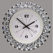 Часы настенные хрустальные Preciosa 99 008 22 25 7016 000 06 70 00 35